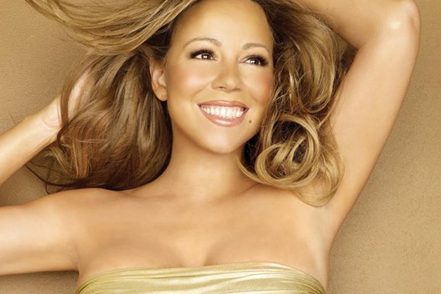 Mariah Cary :  マライア・キャリー